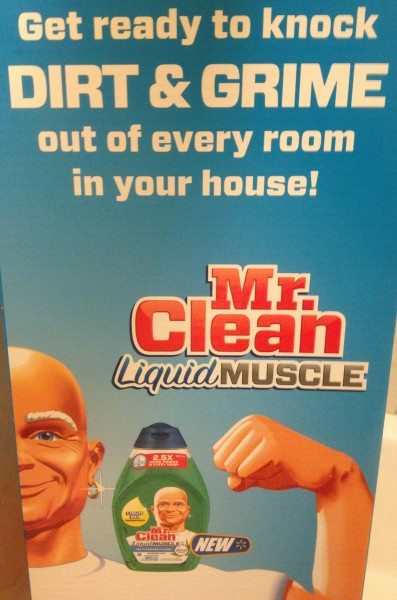 Mr Clean Liquid Muscle