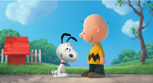 Peanuts  To come out November 2015