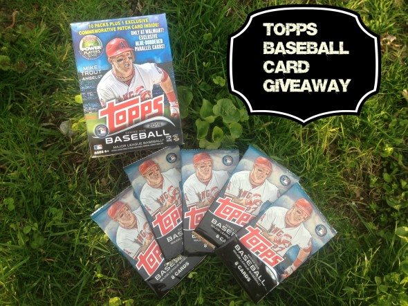 Topps Giveaway