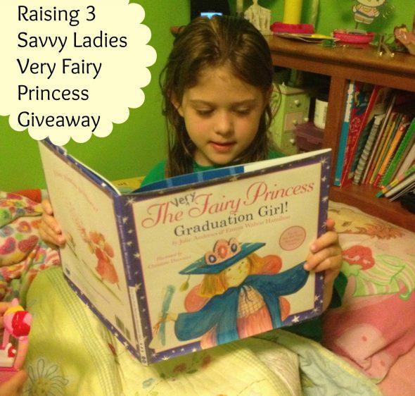 a Very Fairy Princess Giveaway Raising 3 Savvy Ladies
