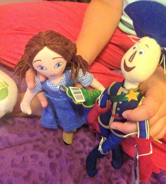 Madame Alexander Legends of Oz dolls