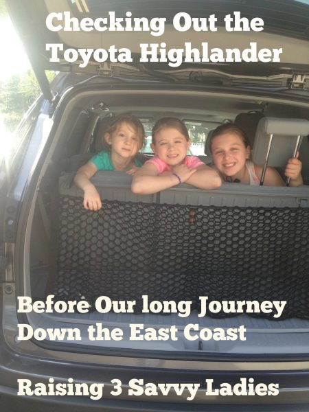 a LetsGoPlaces with Toyota Highlander