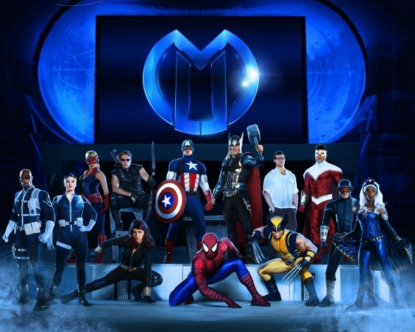 Marvel Universe Live_Heroes Assemble