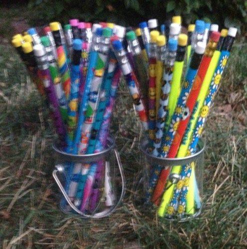 Pencils #purellLendahand