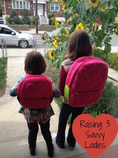 Raising 3 Savvy Ladies Little Miss Matched