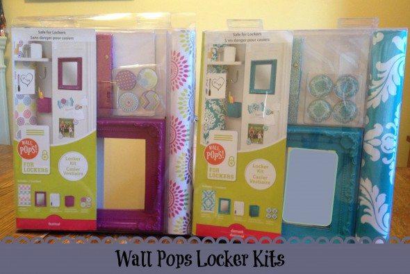 Wall Pops Locker Kits Giveaway