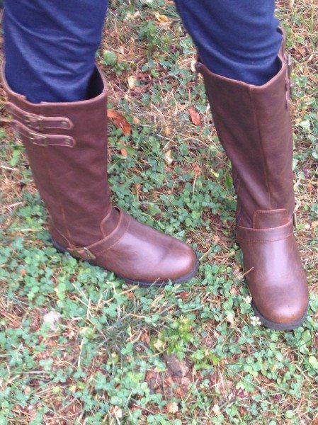 Stride Rite Girls Boots