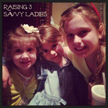 Hard Rock Cafe Raising 3 Savvy Ladies