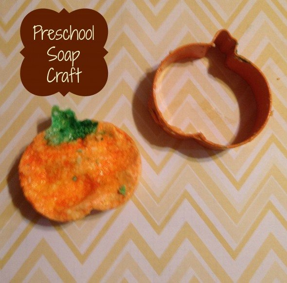 Preschool Soap Craft