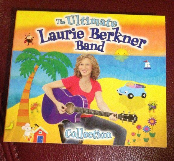 The Ultimate Laurie Berkner Band