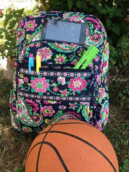 Pack backpack