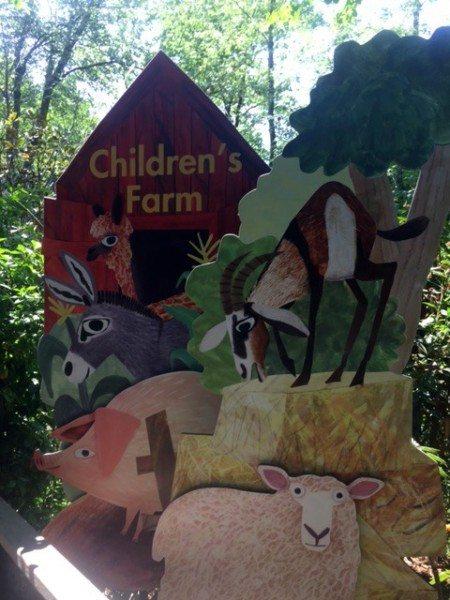 Bronx Zoo Children's Zoo Farm