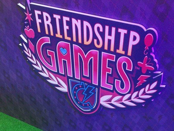 Friendship Games My Little Pony