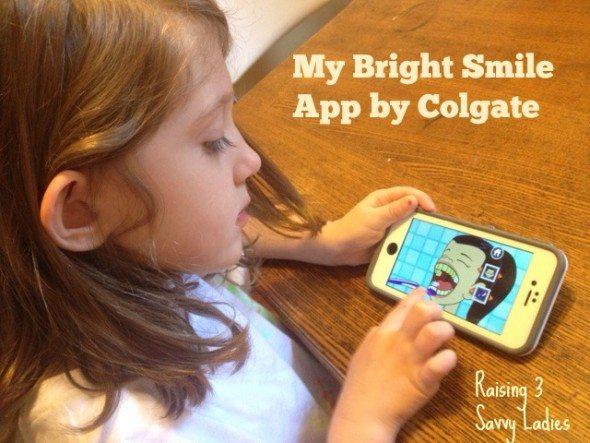 My Bright Smile App by Colgate