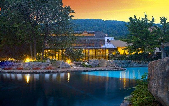Minerals Resort at Crystals Springs - New Jersey