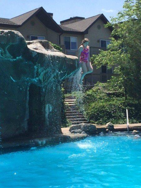 Minerals Resort & Spa pool