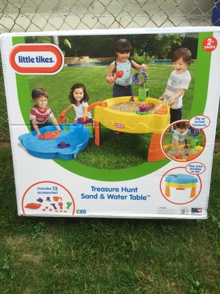 little tikes Sand  Water Table