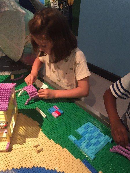 City Builder Exhibit Legoland Westchester