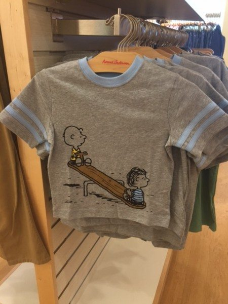 Peanuts t shirt Hanna Andersson