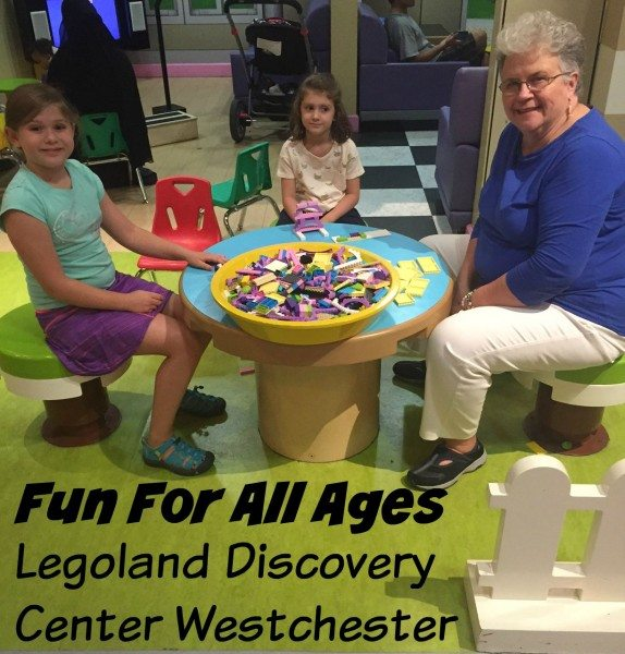 Legoland Discovery Center Westchester Fun for all ages