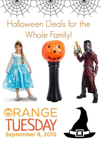Halloween Deals for the Whole Family