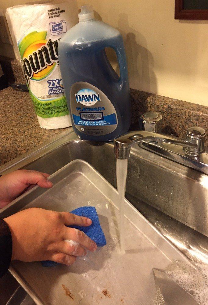 Dawn Advanced Power Dish Detergent