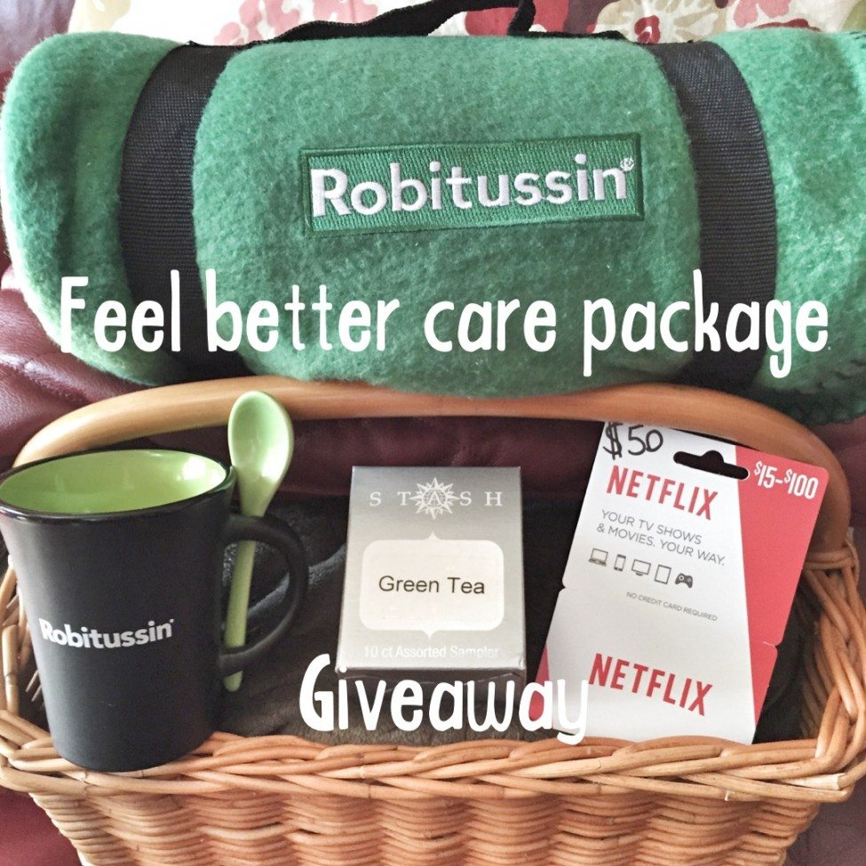 Robitussin Giveaway