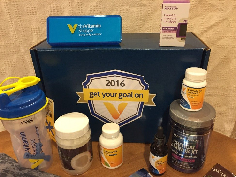 Vitamin Shoppe products