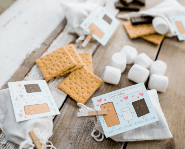 smores minted