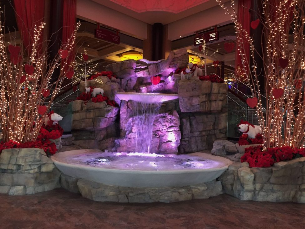 Mount Airy Casino lobby