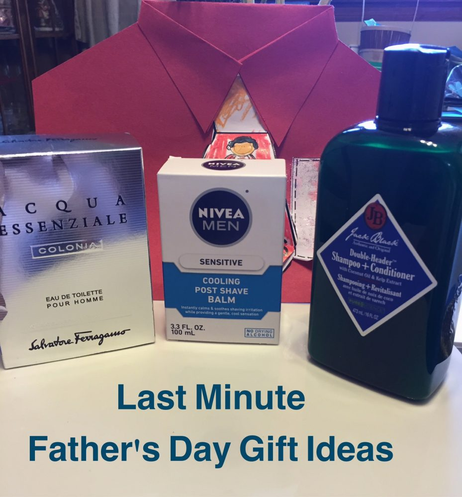 Last Minute Fatheru0027s Day Gift Ideas  sc 1 st  Raising Three Savvy Ladies & Super Last Minute Gift Ideas for Dad