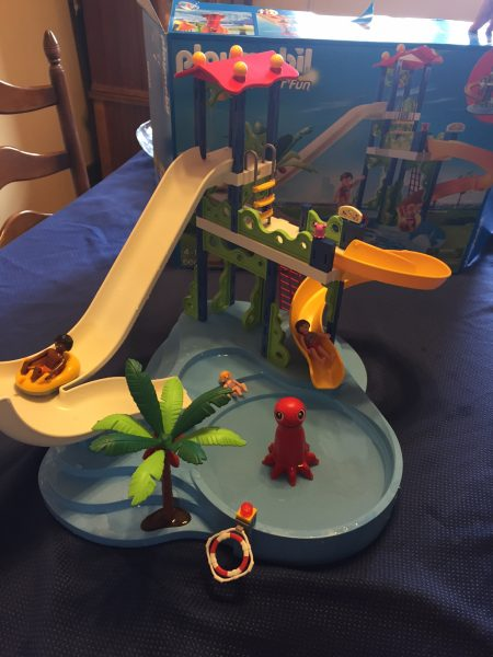 Playmobil Waterpark