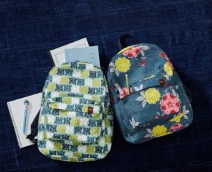 Tea Collection Backpacks