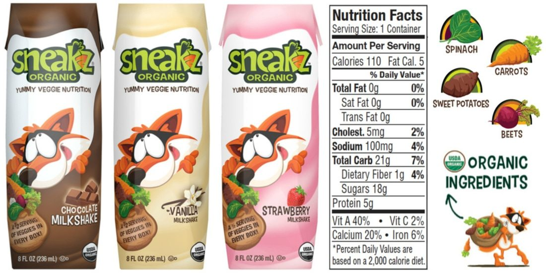 Win three 6-packs of Sneakz Organic Flavored Milk, a tote, and a reusable shopping bag in US Japan Fam's Spring Goodies for the Kiddies Giveaway!