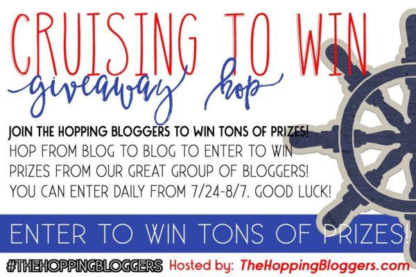 Cruising to win giveaway hop
