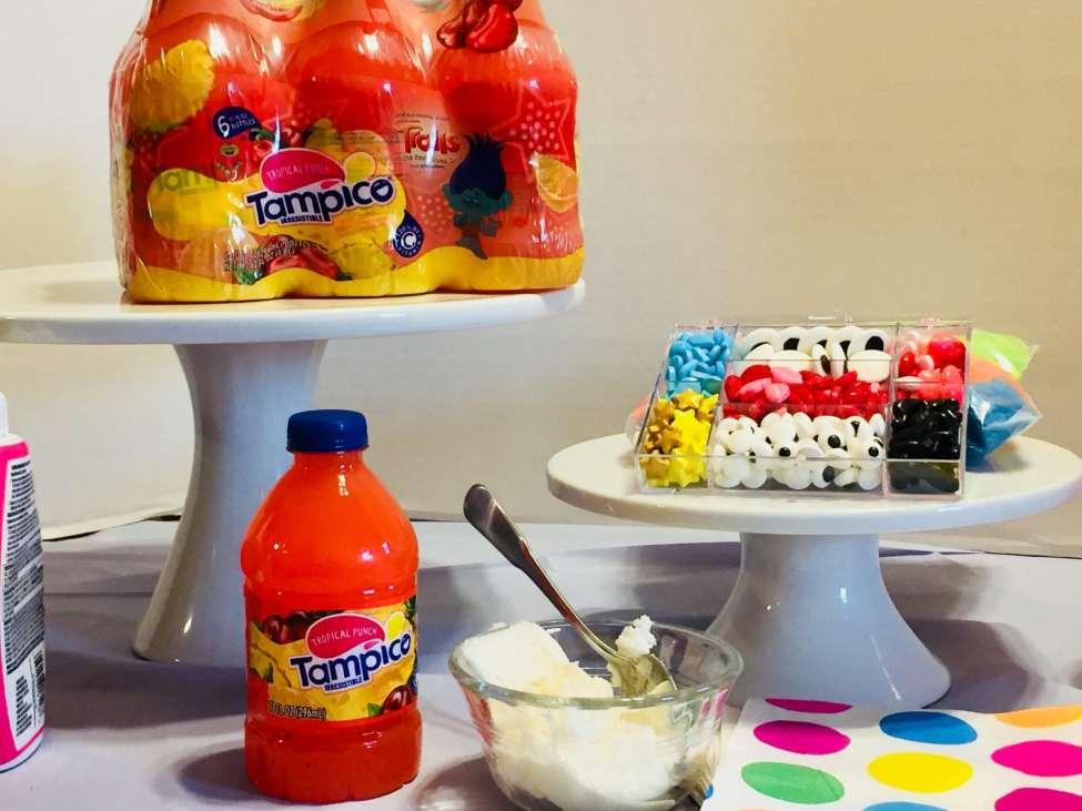 Netflix Series Trolls: The Beat Goes On Instagram Tampico Flavor Hunt