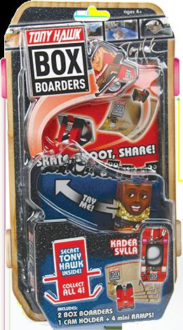 Tony Hawk Box Borders package.