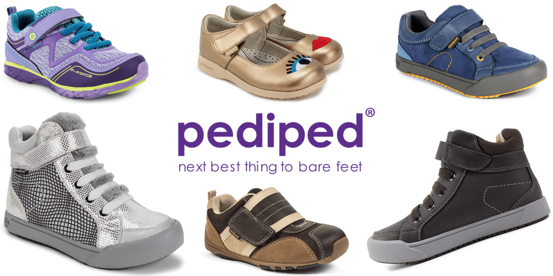 Win a pair of pediped children's shoes in US Japan Fam's $400 value jackpot Back to School Giveaway