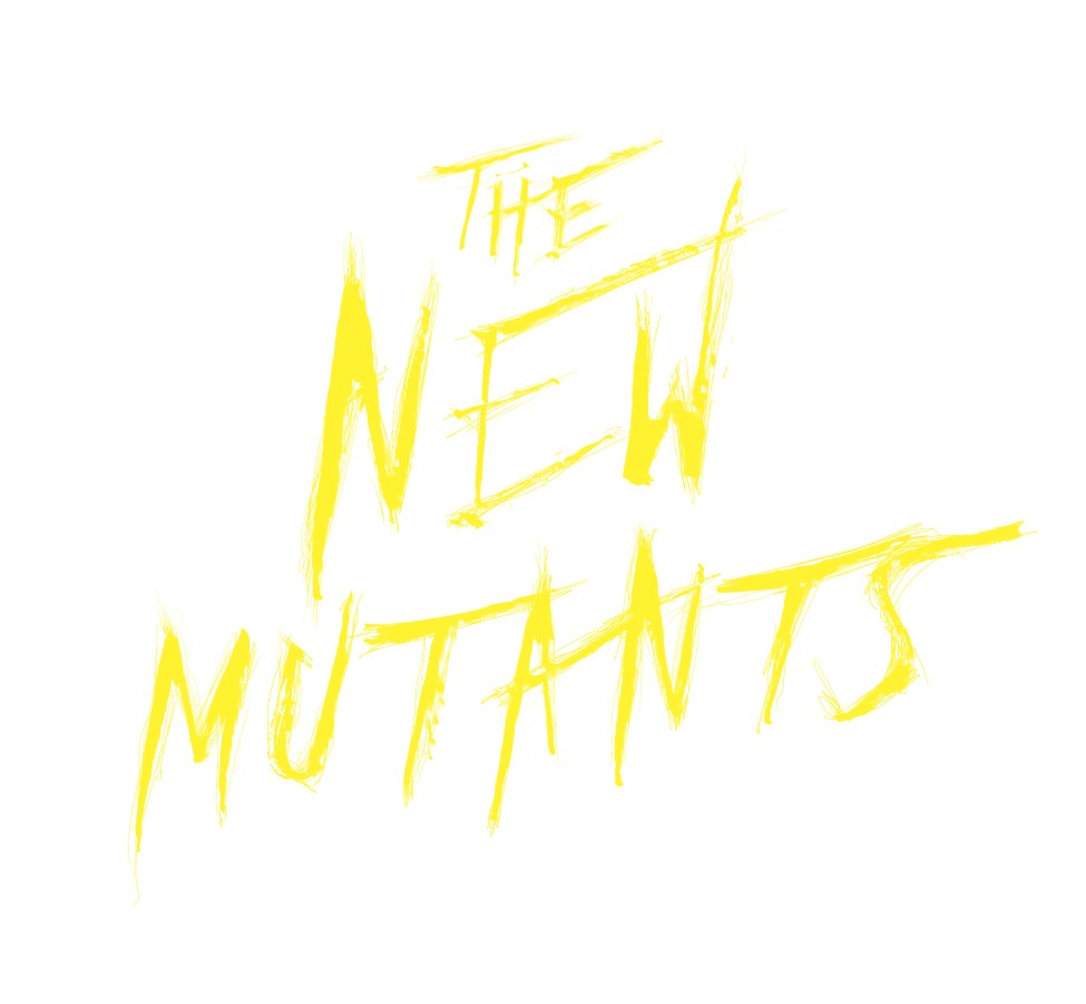 The New Mutants banner