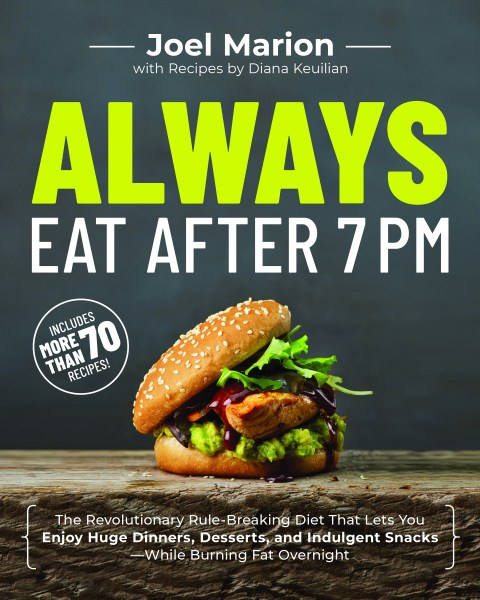 Always Eat After 7 PM book cover