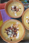 Trio of Elotes Soup