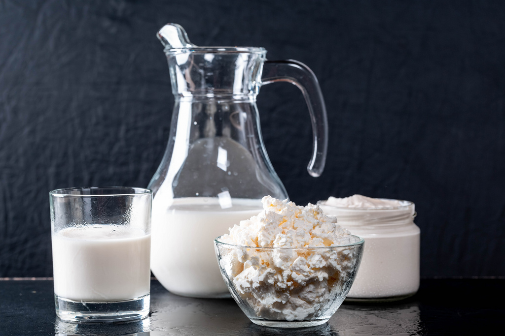 How Dairy Affects your Hormones.