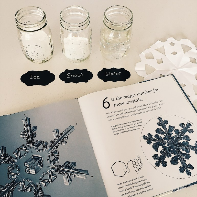 snow science for kids