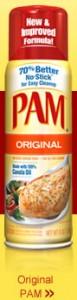 BOGO FREE Pam Non-Stick Spray + overage!!