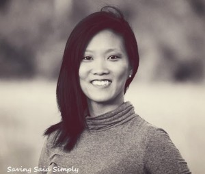 Headshot of Korean woman