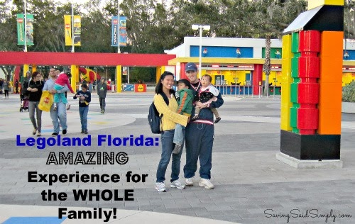 LEGOLAND Florida for families