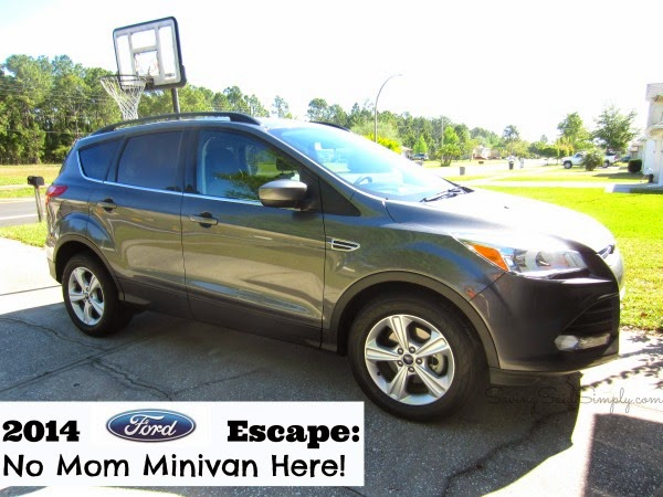 2014 ford escape a review for moms raising whasians. Black Bedroom Furniture Sets. Home Design Ideas