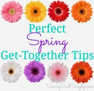 Perfect Spring Get-Together Tips with Fisher Nut Exactly + Giveaway