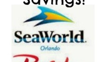 Free SeaWorld Busch Gardens Tickets for First Responders