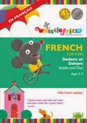 Teach Your Kids French with WhistleFritz + GIVEAWAY